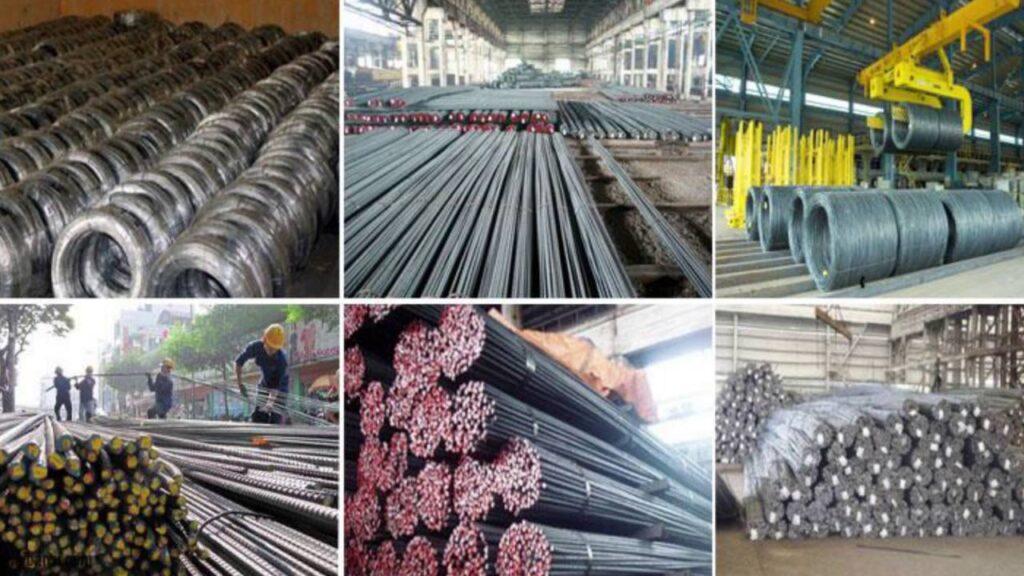 Top 10 đơn vị phân phối sắt thép xây dựng giá rẻ và uy tín