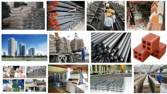 Top 10 đơn vị phân phối vật liệu xây dựng giá rẻ và uy tín