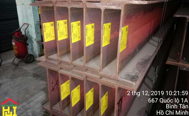 Bảng báo giá thép hình I hôm nay, Bảng báo giá thép hình I, báo giá thép hình I, giá thép hình I, giá thép I, giá sắt I,
