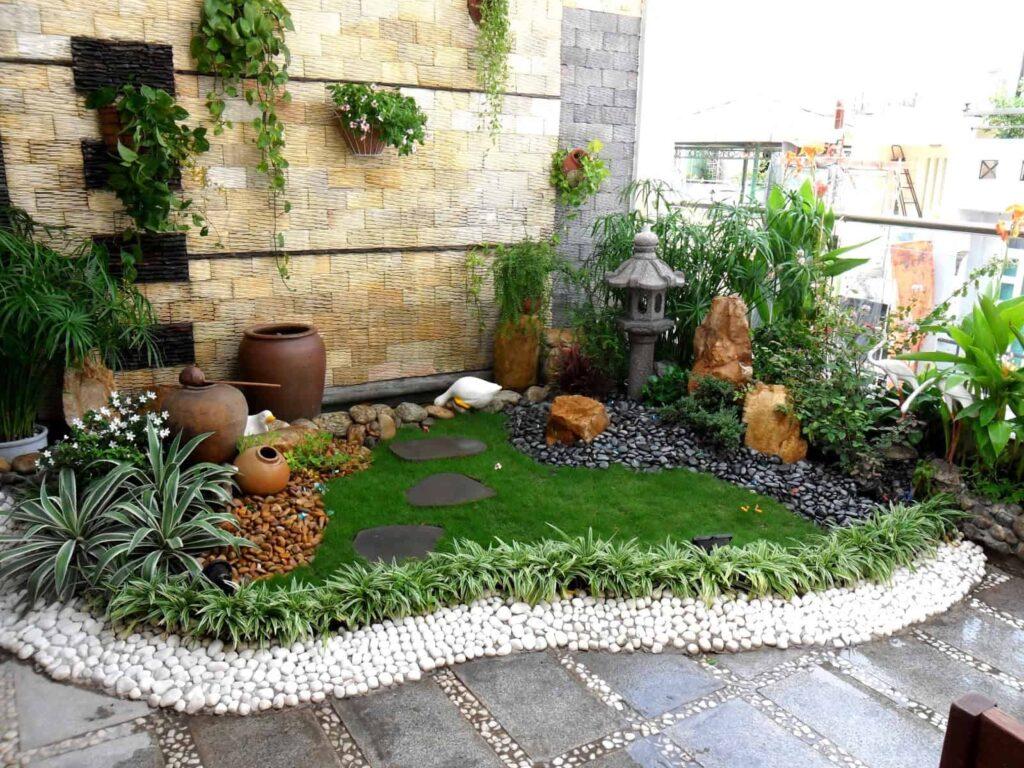 Địa chỉ thiết kế tiểu cảnh sân vườn uy tín chuyên nghiệp tại tphcm