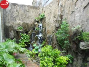 Địa chỉ thiết kế tiểu cảnh thác nước uy tín chuyên nghiệp tại tphcm